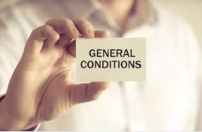 Conditions générales